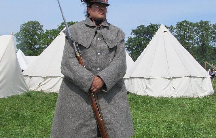 Infantry Greatcoat made by Herr Robert Brosche